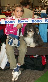 Havanský psík Imp Bonemia Sen