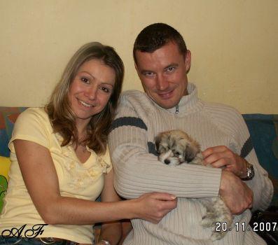 Havanský psík Amy Černošický poklad